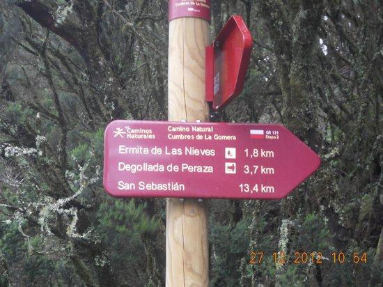 Garajonay National Park: Information