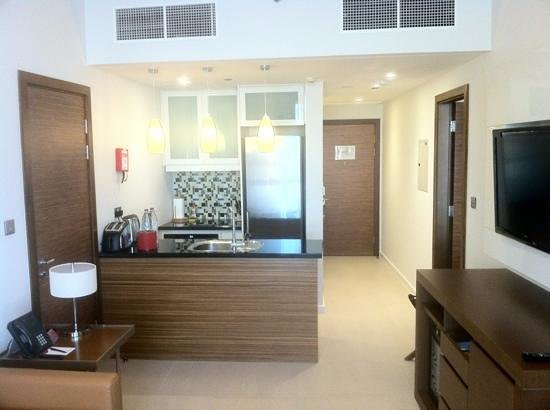 Crowne Plaza Doha - The Business Park: kitchenette