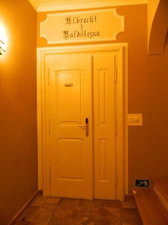 Hotel Residence Bijou de Prague: Albrecht suite
