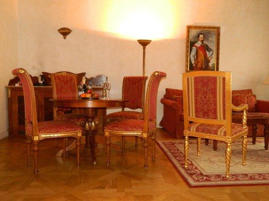 Hotel Residence Bijou de Prague: Albrecht executive room