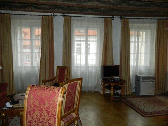 Hotel Residence Bijou de Prague : Albrecht executive room