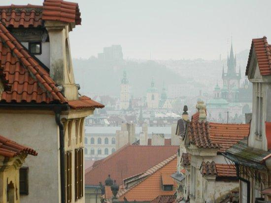 Residence Bijou de Prague : View!