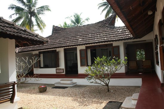 Philipkutty's Farm: our villa