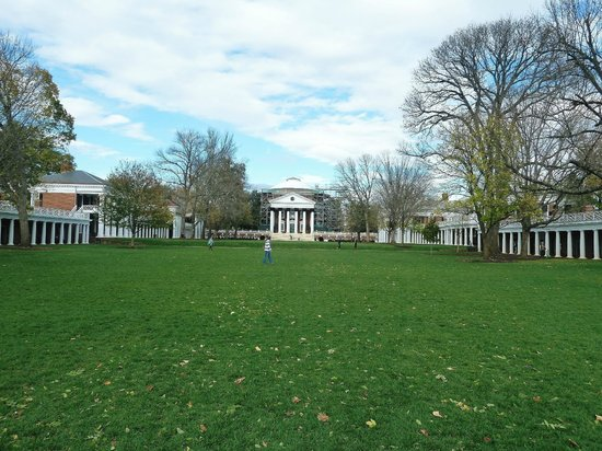 University of Virginia: UVA