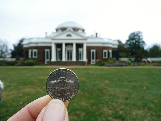 Monticello de Thomas Jefferson: Monticello