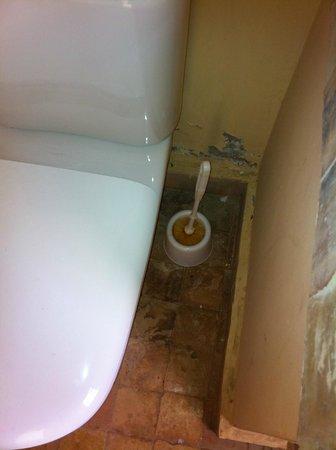 Rose Garden Resort & Spa: WC in der Hotelanlage