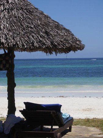 Diani Sea Lodge: Spaiggia