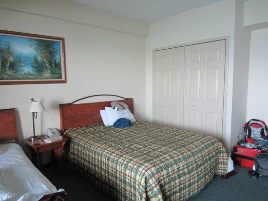 Hotel La Riviera de Atitlan: beds comfortable