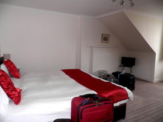 Destination Edinburgh York Place Apartments: Bedroom # 1
