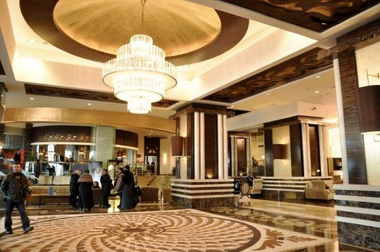 Dedeman Konya Hotel & Convention Center: lobby
