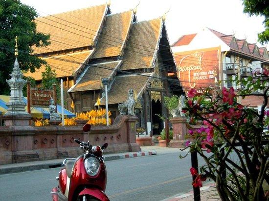 潘道寺照片
