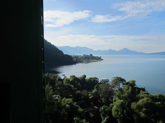 Hotel La Riviera de Atitlan : view from room