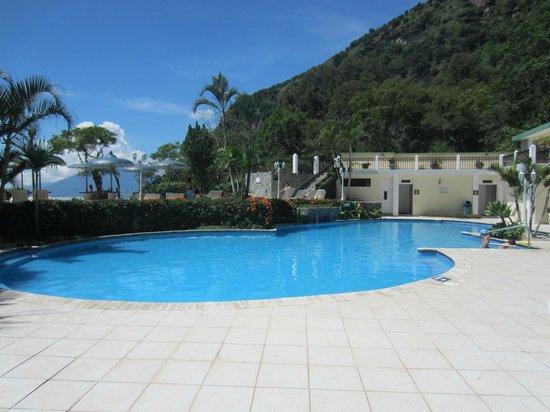 Hotel La Riviera de Atitlan: pool