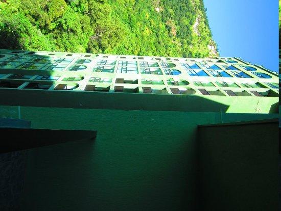 Hotel La Riviera de Atitlan: view from room