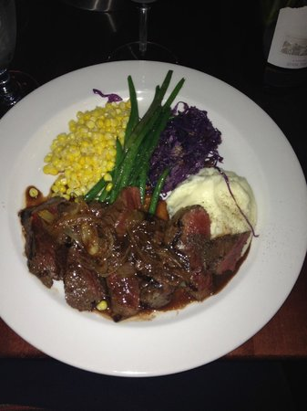 Amici Signature Italian: The Lamb Roast