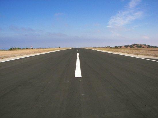Airport in the Sky : Asphalt Runway
