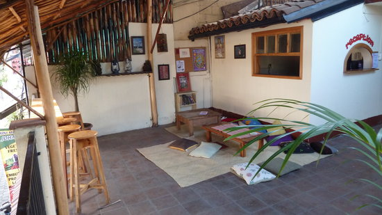 Mr. Mullets Hostel: chill-out