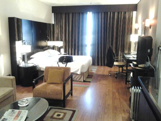 Crowne Plaza Al Khobar : Room