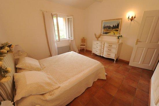 Villa Des Roses: chambre trois