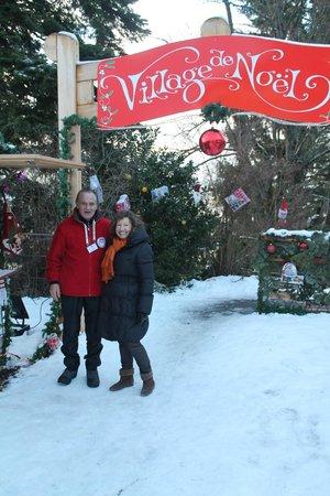 Mercato di Natale di Montreux (Montreux Noel): Childrens Village in Caux