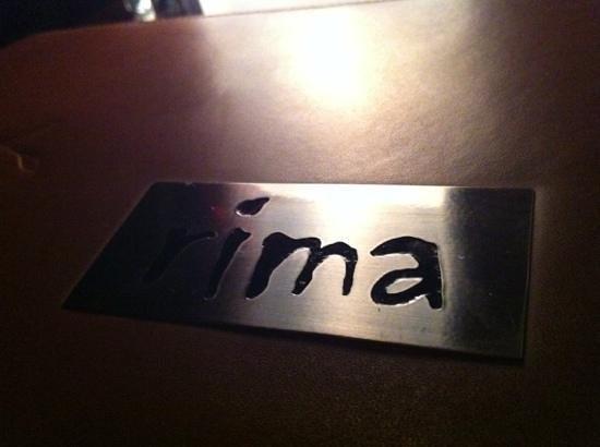 Rima at Shangri-La's Boracay Resort and Spa: Rima