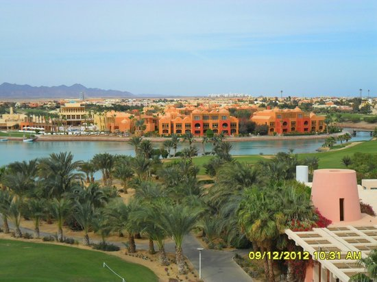 The Captain's Inn: El Gouna