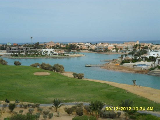 The Captain's Inn : El Gouna