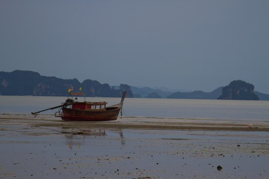 The Tubkaak Krabi Boutique Resort: View from hotel beach