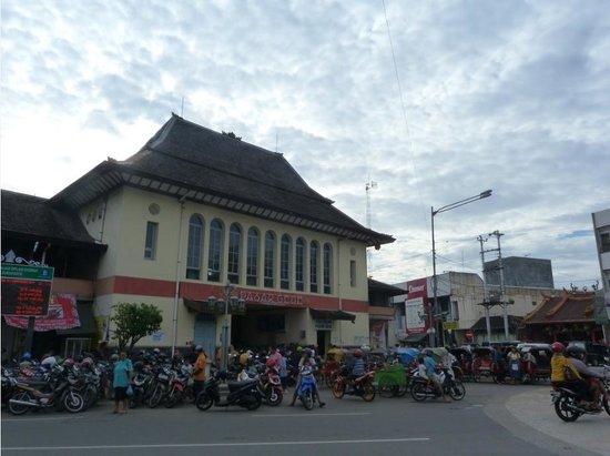 Gede Solo Market