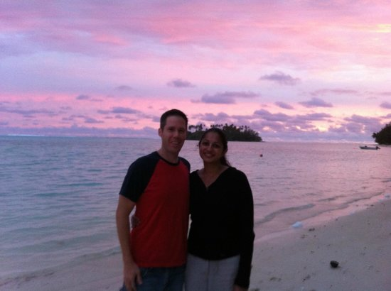 Pacific Resort Rarotonga: lagoon