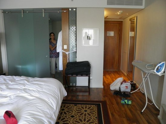 Hilton Cape Town City Centre: Our room-