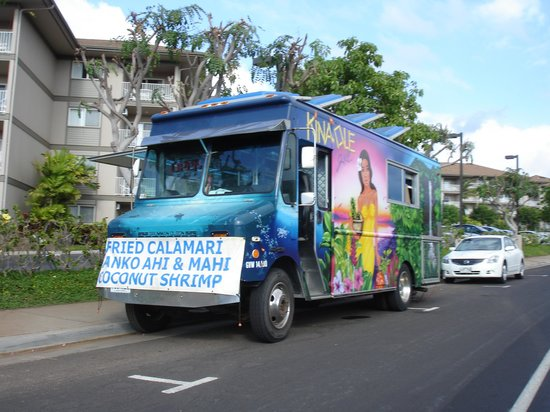 Kinaole Grill food truck