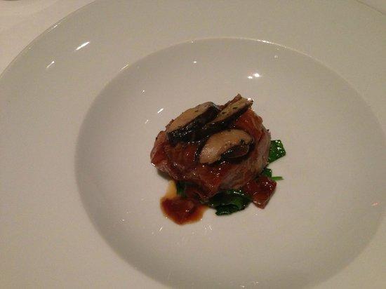 Tetsuya's: Beef with Mushrooms