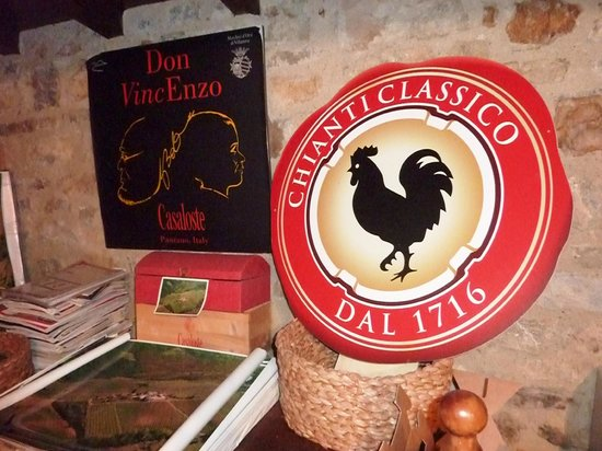 Scenic wine tours in Tuscany: Casaloste Winery in Tuscany