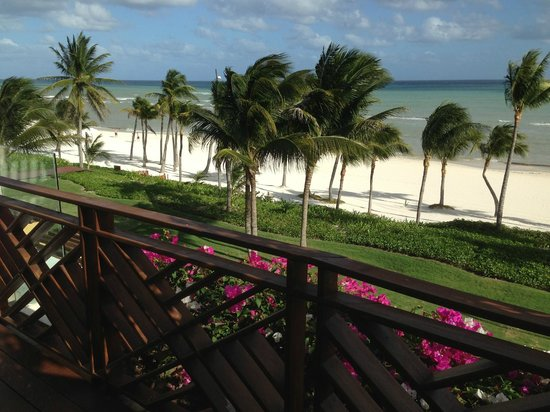 Grand Velas Riviera Maya : View from our balcony