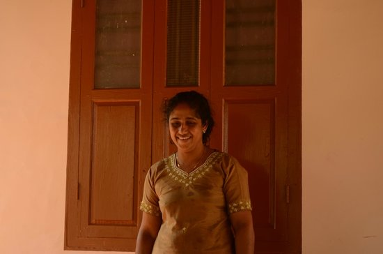 Mananthavady, Índia: Aunty