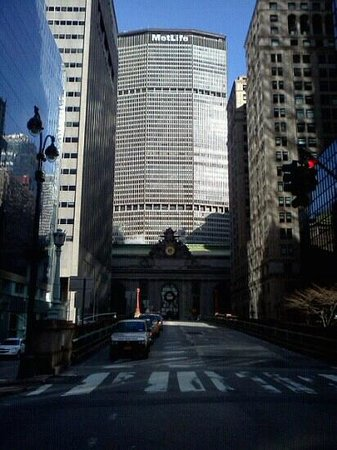 ‪MetLife Building‬