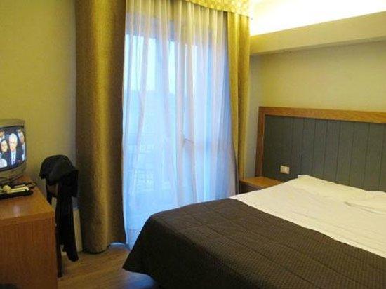 Delle Nazioni Hotel: Double bedroom