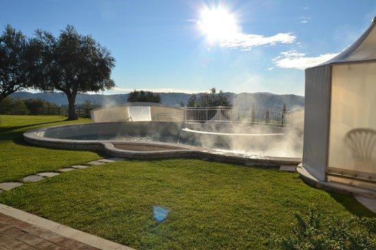 Hotel Saturno Fonte Pura: piscina 