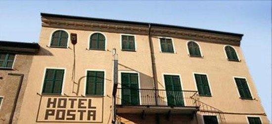 Hotel Posta : Facciata principale HOtel