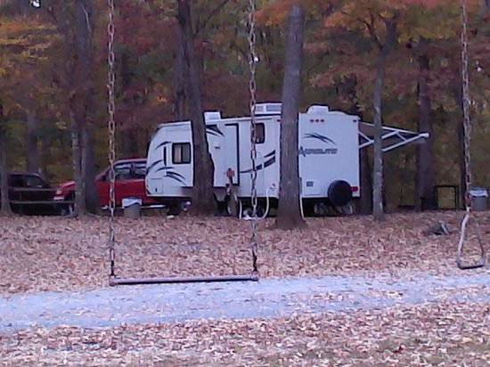 Holly Bluff Family Campground: my home away from home