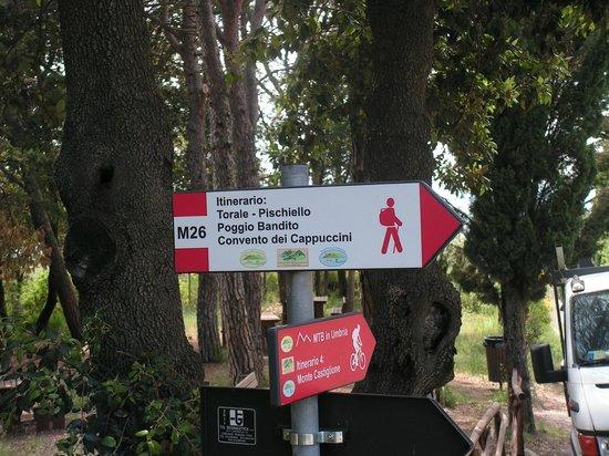 Relais Borgo Torale: Torale walking !