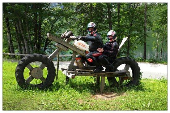 Costa Rica Motorcycle Tours: Onderweg naar WDW 2012