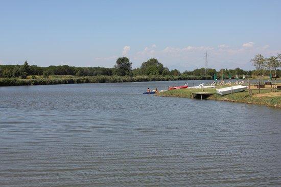 Agricampeggio Lago Le Tamerici: lago