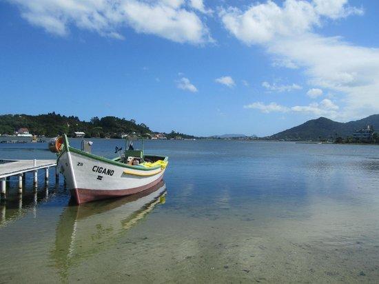 Janela de Marcia Bed and Breakfast: Nearby Lagoa da Conceição