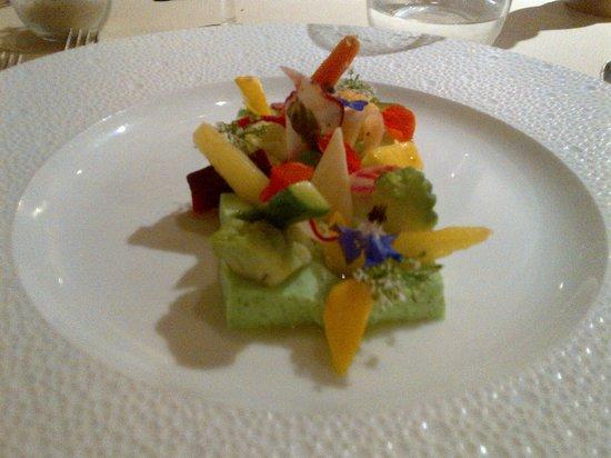 Jardin De L Gumes Du Moment Picture Of Restaurant La