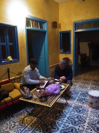 Riad Tahraouia Surf : cours de cuisine