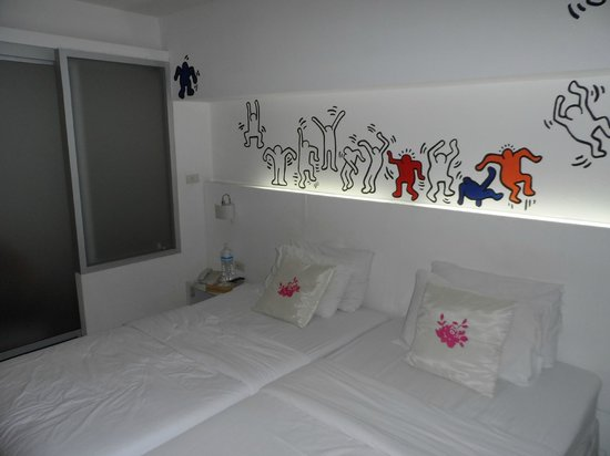 Baan Saladaeng Boutique Guesthouse: Pop-Art Mania