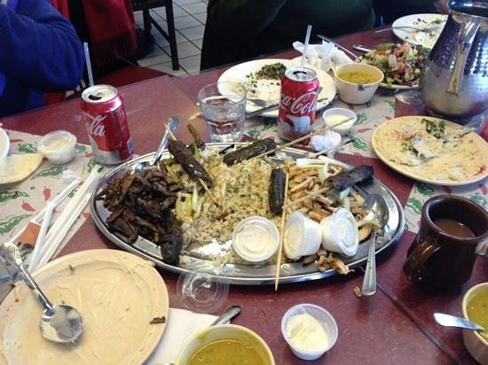 Best Middle Eastern Restaurant In Dearborn Review Of