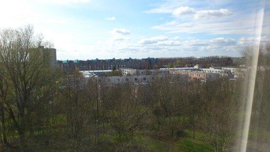 Hampshire Hotel - Plaza Groningen: Från rummet